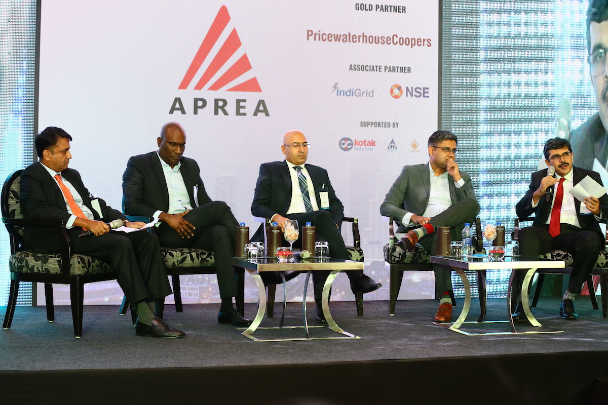 Ameet Hariani - on the panel of APREA seminar